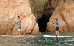 excursio coves paddle surf